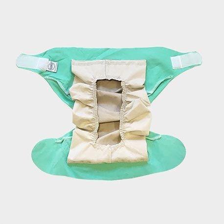 Atelier des langes TE2 - HAMAC culotte imperméable tout en 2 couches lavables